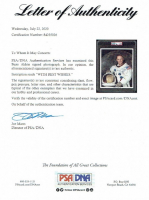 Lot of (3) 1969 Apollo 11 Crew 8x10 Photos Signed by Neil Armstrong, Buzz Aldrin & Michael Collins with Inscriptions (PSA LOA) at PristineAuction.com