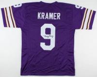 Tommy Kramer Signed Jersey (JSA Hologram) at PristineAuction.com