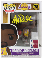 Magic Johnson Signed Lakers #78 Funko Pop! Vinyl Figure (Beckett COA) at PristineAuction.com