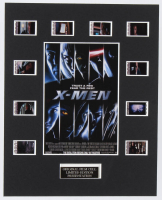 """""""X-Men"""" LE 8x10 Custom Matted Original Film / Movie Cell Display at PristineAuction.com"""