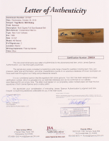 """Yogi Berra & Bill Dickey Signed LE """"Yankees Retired Jersey #8"""" Cooperstown Baseball Bat (JSA LOA) at PristineAuction.com"""