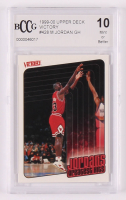 Michael Jordan 1999-00 Upper Deck Victory #428 (BCCG 10) at PristineAuction.com