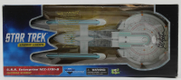 "William Shatner Signed ""Star Trek"" U.S.S. Enterprise NCC 1701 Figurine (JSA COA) at PristineAuction.com"