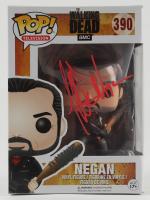 "Jeffrey Dean Morgan Signed ""The Walking Dead"" #390 Negan Funko Pop Vinyl Figure (JSA COA) at PristineAuction.com"