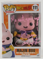 "Josh Martin Signed ""Dragon Ball Z"" #620 Kid Buu Funko Pop! Vinyl Figure Inscribed ""Me eat you up!"" (JSA COA) at PristineAuction.com"