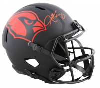 Kyler Murray Signed Cardinals Full-Size Eclipse Alternate Speed Helmet (Beckett COA) at PristineAuction.com