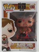 "Norman Reedus Signed ""The Walking Dead"" Injured Daryl Dixon #100 Funko Pop! Vinyl Figure (JSA COA) at PristineAuction.com"