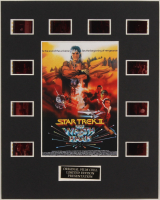 """""""Star Trek II: The Wrath of Khan"""" Limited Edition Original Film/Movie Cell Display at PristineAuction.com"""