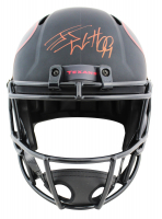 J. J. Watt Signed Texans Eclipse Alternate Speed Full-Size Helmet (JSA COA & Watt Hologram) at PristineAuction.com