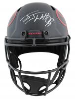 J. J. Watt Signed Texans Eclipse Alternate Speed Full-Size Helmet (JSA COA & Watt Hologram) at PristineAuction.com
