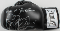 "Ray ""Boom Boom"" Mancini Signed Everlast Boxing Glove Inscribed ""Pride of Youngstown"" (JSA COA) at PristineAuction.com"