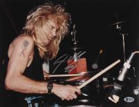 """Steven Adler Signed """"Guns N' Roses"""" 11x14 Photo (Beckett COA) at PristineAuction.com"""