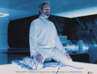 "Jeff Bridges Signed ""Tron: Legacy"" 11x14 Photo (Beckett COA) at PristineAuction.com"