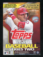 2020 Topps Series 2 Blaster Box with (7) Packs at PristineAuction.com