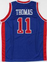 Isiah Thomas Signed Jersey (Beckett Hologram) at PristineAuction.com