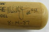"Mark McGwire Signed Rawlings Player Model Baseball Bat Inscribed ""HR #39 8-14-87"" (JSA LOA) at PristineAuction.com"
