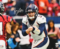 Drew Lock Signed Broncos 16x20 Photo (JSA COA) at PristineAuction.com