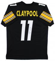 Chase Claypool Signed Jersey (Beckett COA) at PristineAuction.com