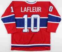 Guy Lafleur Signed Jersey (Your Sports Memorabilia Store COA) at PristineAuction.com