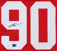 Joe Veleno Signed Jersey (Veleno COA) at PristineAuction.com