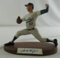 Sandy Koufax Signed Dodgers Statue (Salvino COA) at PristineAuction.com