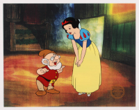 """Snow White & the Seven Dwarfs"" LE 11x14 Serigraph at PristineAuction.com"
