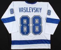 Andrei Vasilevskiy Signed Jersey (PSA Hologram) at PristineAuction.com