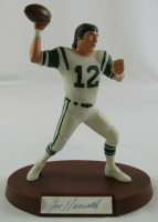 Joe Namath Signed Jets Statue (Salvino COA) at PristineAuction.com