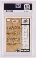 Ken Griffey Jr. Signed 1989 Upper Deck #1 RC (PSA Encapsulated) at PristineAuction.com