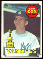 Bobby Cox 1969 Topps #237 RC at PristineAuction.com