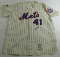 Tom Seaver Signed Mets Jersey (JSA LOA) at PristineAuction.com