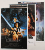 "Lot of (3) ""Star Wars"" 24x36 Movie Posters at PristineAuction.com"