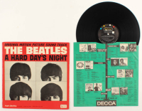 "The Beatles ""A Hard Day's Night"" Vinyl Record Album at PristineAuction.com"