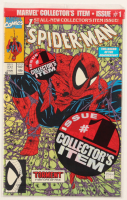 """1990 """"Spiderman"""" Issue #1 Marvel First Issue Comic Book at PristineAuction.com"""