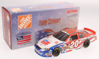 Tony Stweart LE #20 Home Depot / Independence Day 2003 Monte Carlo 1:24 Scale Die Cast Car at PristineAuction.com
