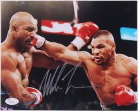 Mike Tyson Signed 8x10 Photo (JSA Hologram) at PristineAuction.com