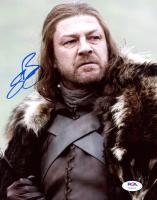 "Sean Bean Signed ""Game of Thrones"" 8x10 Photo (PSA COA) at PristineAuction.com"