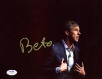 Beto O'Rourke Signed 8x10 Photo (PSA COA) at PristineAuction.com