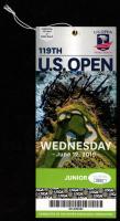 Brooks Koepka Signed 2019 U.S. Open Ticket (JSA COA) at PristineAuction.com