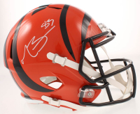 Tyler Boyd Signed Bengals Full-Size Speed Helmet (Beckett COA) at PristineAuction.com