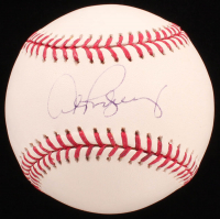 Alex Rodriguez Signed OML Baseball (JSA Hologram) at PristineAuction.com