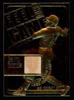 Barry Bonds 2002 Feel The Game 23KT Gold Card with Game-Used Bat Piece at PristineAuction.com