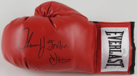 "Thomas ""Hitman"" Hearns Signed Everlast Boxing Glove (JSA COA) at PristineAuction.com"