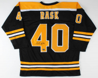 Tuukka Rask Signed Jersey (Rask Hologram) at PristineAuction.com