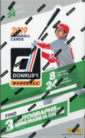 2019 Panini Donruss Baseball Hobby Box of (192) Cards at PristineAuction.com