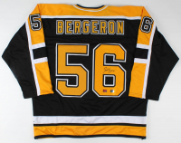 Patrice Bergeron Signed Jersey (YSMS Hologram & Bergeron COA) at PristineAuction.com