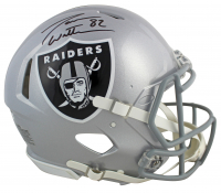 Jason Witten Signed Raiders Speed Authentic On-Field Full Size Helmet (Beckett COA & Witten Hologram) at PristineAuction.com