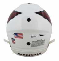 "Kyler Murray Signed Cardinals Full-Size Authentic On-Field SpeedFlex Helmet Inscribed ""19 ROY"" (Beckett COA) at PristineAuction.com"