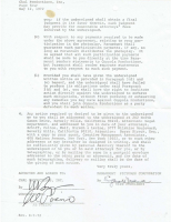 "Al Pacino Signed ""The Godfather Part II"" Contract (PSA LOA) at PristineAuction.com"