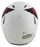 """Kyler Murray Signed Cardinals Matte White Full-Size Authentic On-Field Speed Helmet Inscribed """"19 ROY"""" (Beckett COA) at PristineAuction.com"""